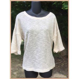 Sheer Summer Sweater